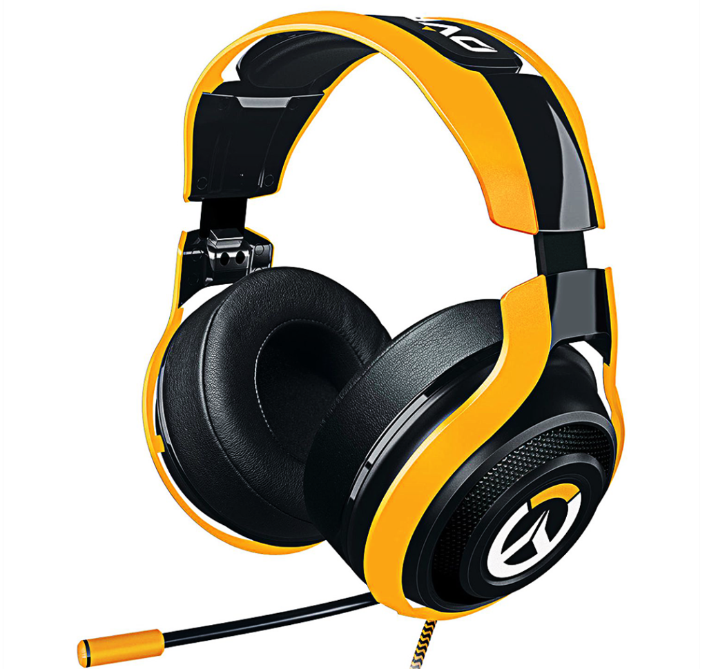 Razer Man O War Headset Overwatch Tournament Edition