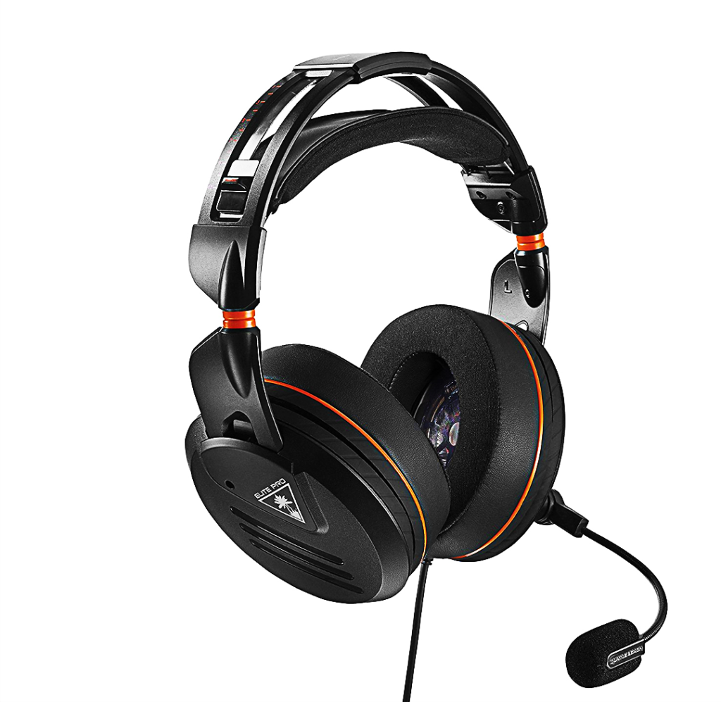 Turtle Beach Elite Pro Headset Rezension für Gamers