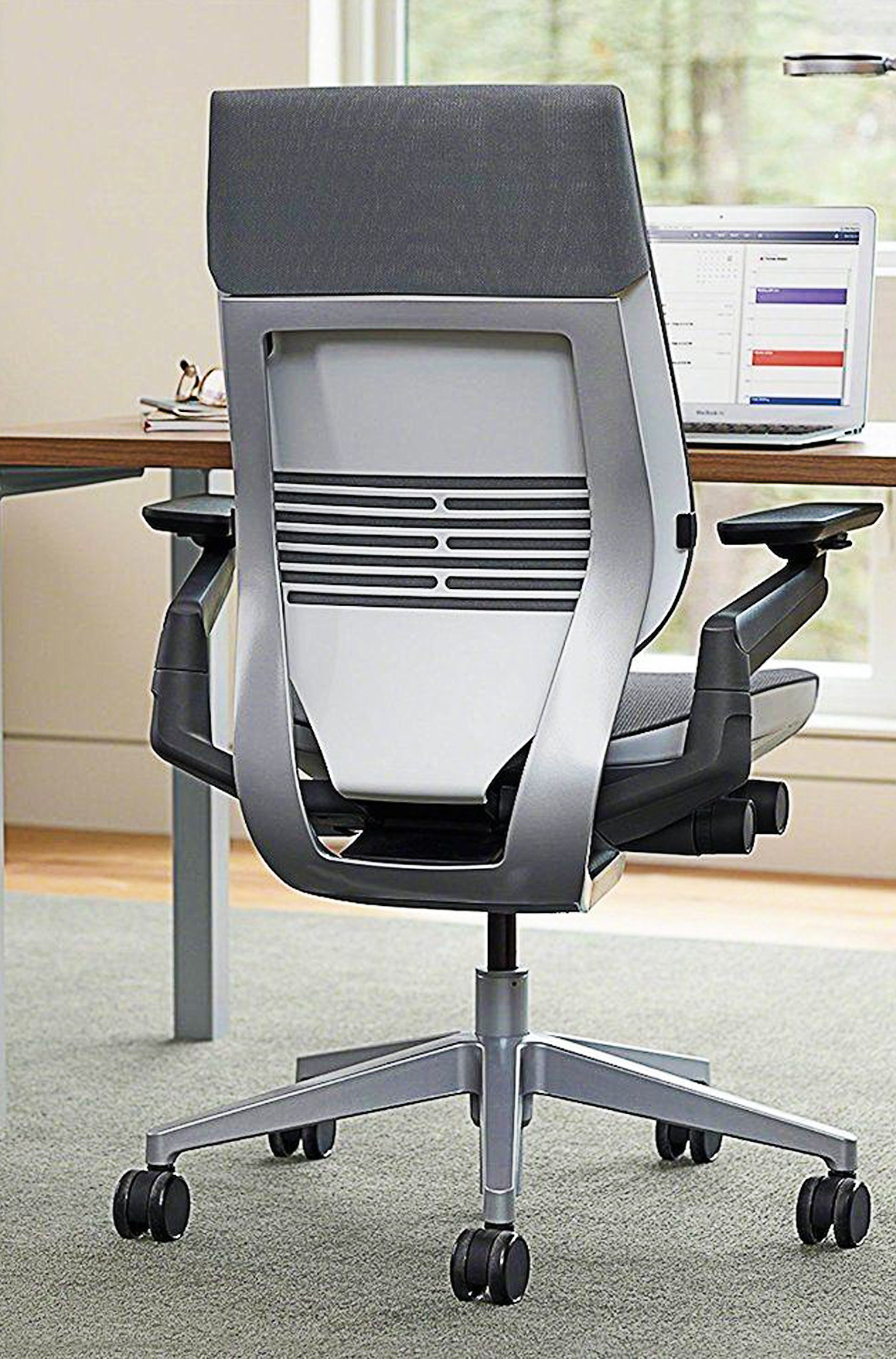 stuhl steelcase interesting cobi colorful office chair. Black Bedroom Furniture Sets. Home Design Ideas