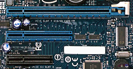 PCIe anschluesse